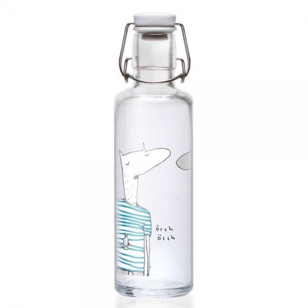 Soulbottles Kollektion 2015 Trinkflasche Wasserflasche Glasflasche 0,6l BPA frei