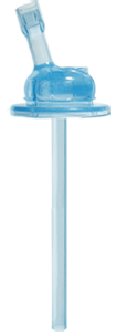 Pura Kiki Trinkhalm Strohhalm aus Silikon BPA frei
