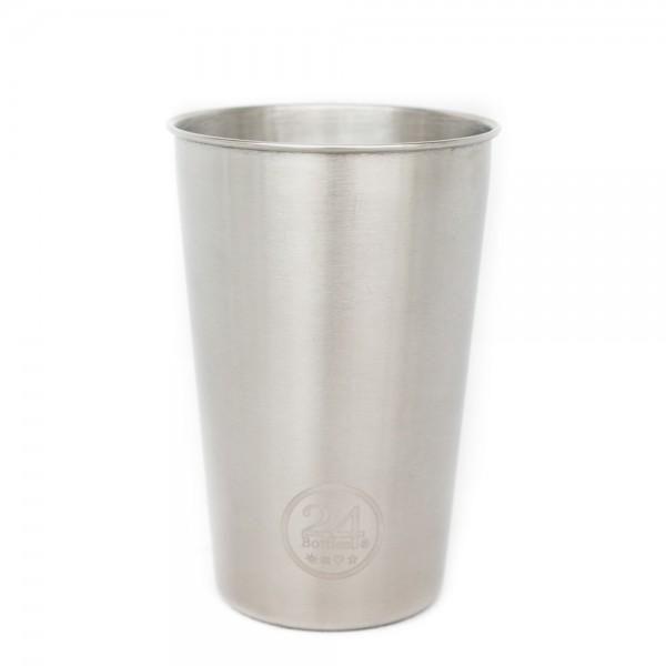 24bottles Becher aus Edelstahl BPA frei Edelstahlbecher Partybecher