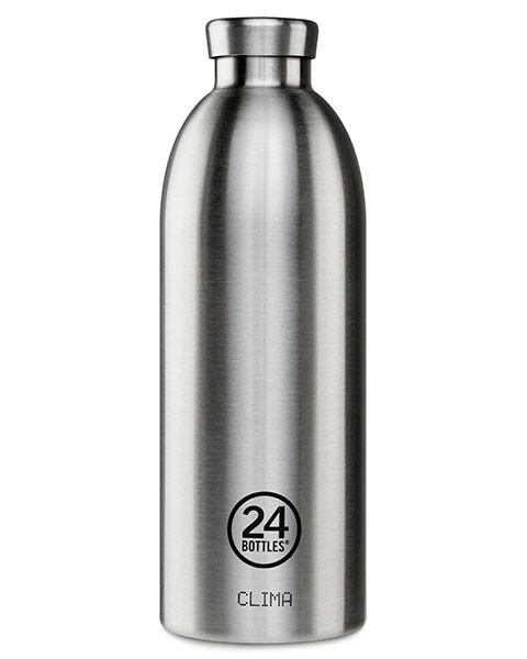 24bottles clima bottle 0,85l Thermosflasche aus Edelstahl Trinkflasche