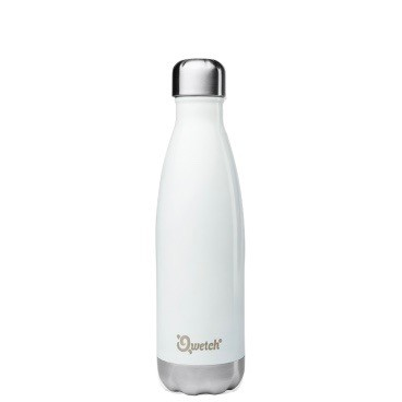 Qwetch Nomade 0,5l Thermosflasche aus Edelstahl Trinkflasche BPA frei
