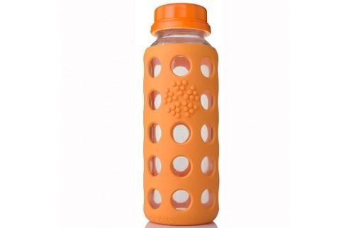 Lifefactory Trinkflasche aus Glas 260ml BPA frei 9oz