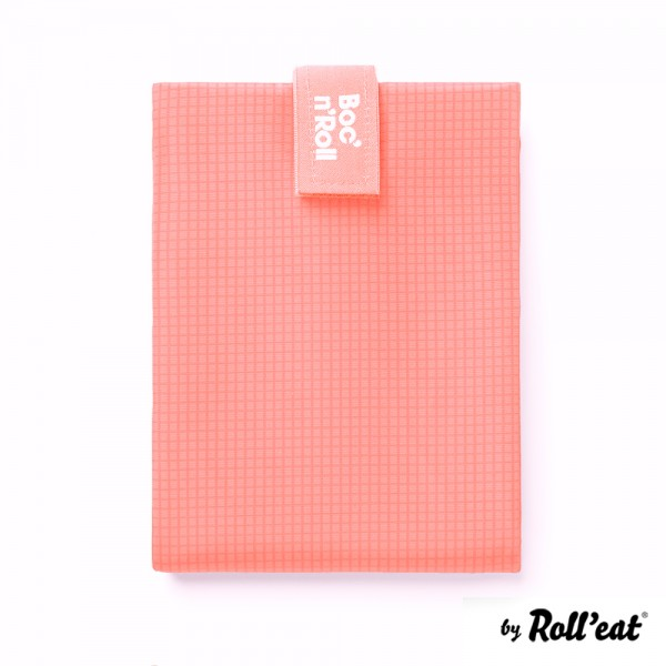 Roll'eat Boc`n`Roll Active Sandwich Wrap waschbarer Snackbag Brotbeutel