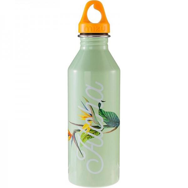 MIZU M8 Trinkflasche 800ml aus Edelstahl 27oz BPA frei