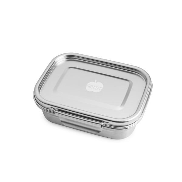 Brotzeit BUDDY dichte Brotdose Jausenbox aus Edelstahl
