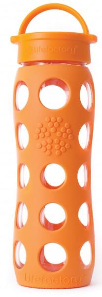 Lifefactory 650 ml Trinkflaschen aus Glas BPA frei in tollen Farben