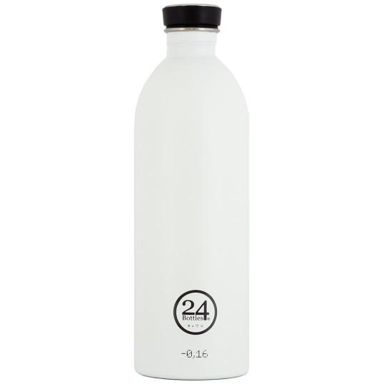 24bottles Edelstahl Trinkflasche 1l BPA frei federleicht und handlich