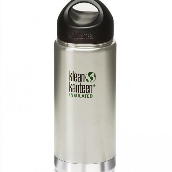 Klean Kanteen wide 473ml insulated Edelstahl Thermosflasche Isolierflasche BPA frei