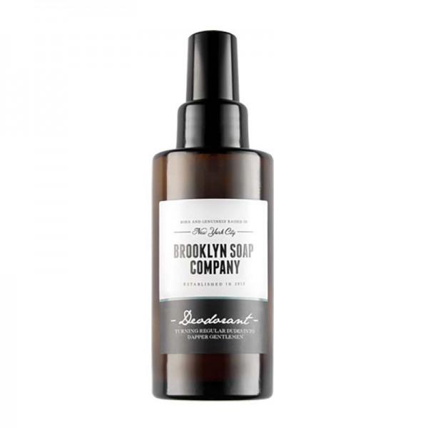 Brooklyn Soap Company Deo Männerpflege bio vegan ohne Aluminium Deodorant