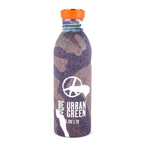24bottles Edelstahl Trinkflasche 500ml BPA frei camouflage limited edition federleicht und handlich