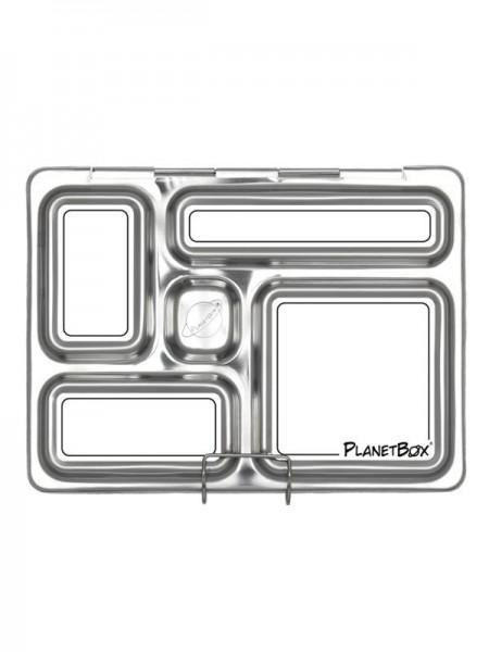 planetbox Magnete für Rover Lunchbox Brotdose