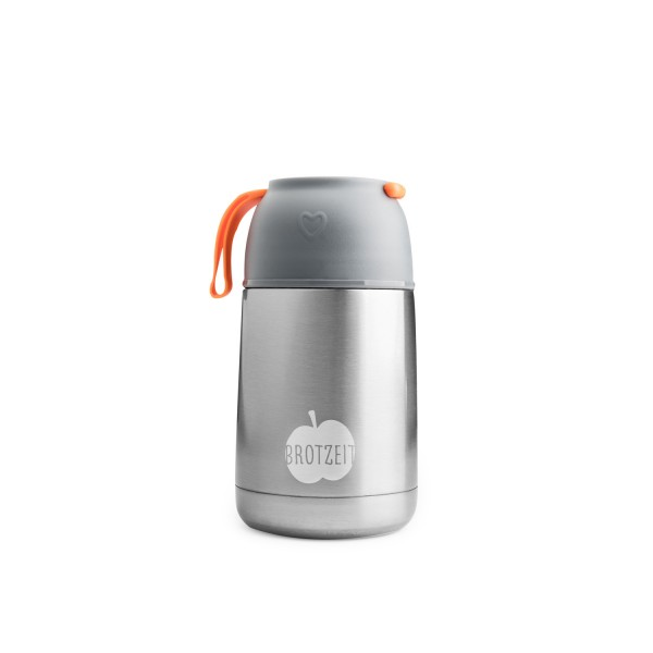 Brotzeit THERMO 620ml Thermosbehälter aus Edelstahl BPA frei