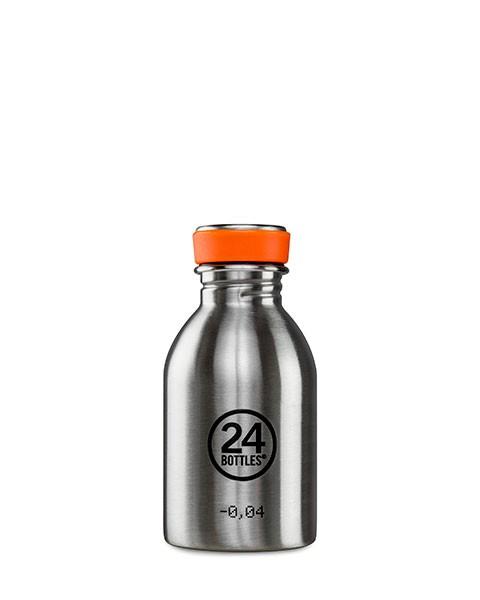 24bottles Trinkflasche aus Edelstahl 250ml BPAfrei leicht und handlich