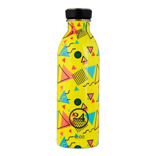 24bottles Trinkflasche 0,5l geometric collection BPA frei limited edition