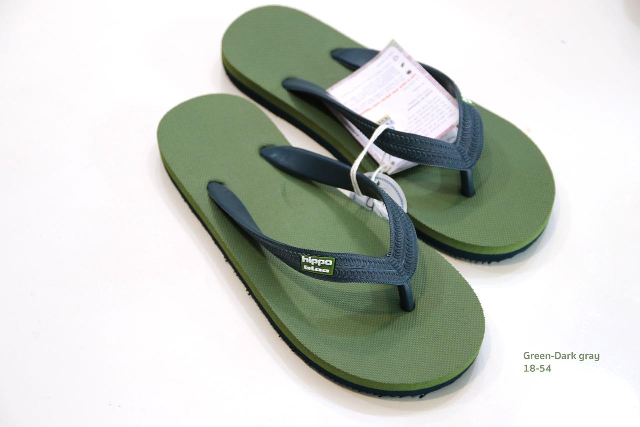 Hippobloo - 100% schadstofffreie Flip Flops | pure and green