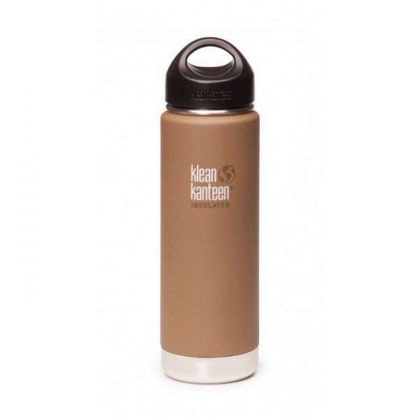 Klean Kanteen wide 592ml insulated Edelstahl Thermosflasche 20oz Isolierflasche