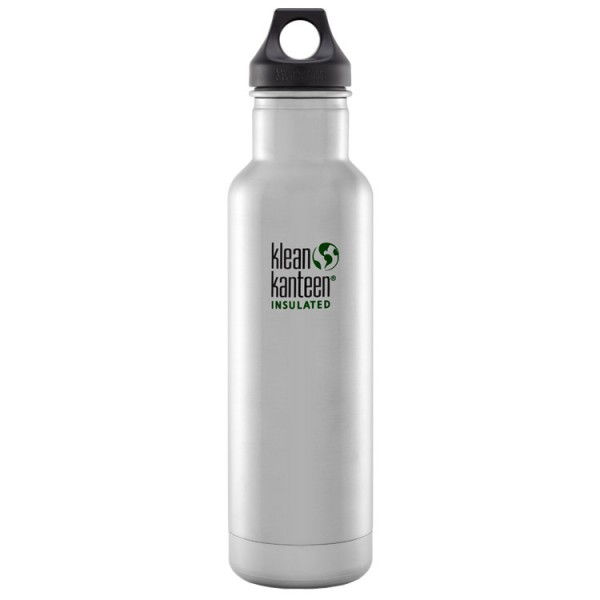 Klean Kanteen insulated Classic Edelstahl Thermosflasche Isolierflasche 592ml 20oz