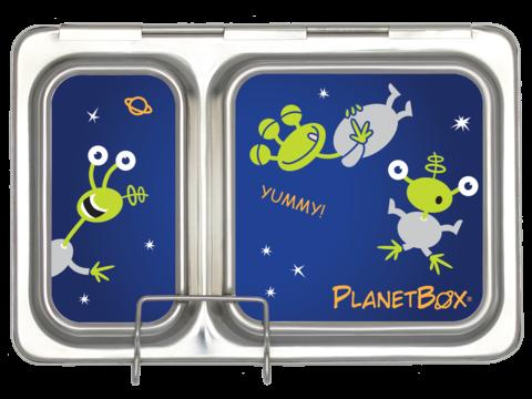 planetbox Magnete für Shuttle Lunchbox Brotdose