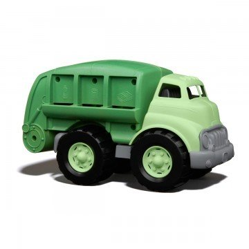 Greentoys Muellauto Recycling Truck BPA frei aus Milchverpackung Alter 1+