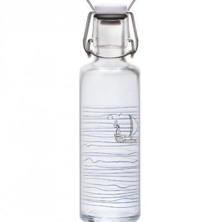 Soulbottles Kollektion 2016 Trinkflasche Wasserflasche Glasflasche 0,6l BPA frei
