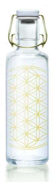 Soulbottles Classics Trinkflasche Wasserflasche Glasflasche 0,6l BPA frei